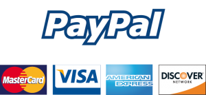 Paypal Supported by Visa and Mastercard